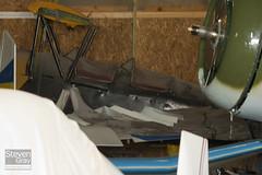 G-AIRI - 3761 - Private - De Havilland DH.82A Tiger Moth II - Little Gransden - 100829 - Steven Gray - IMG_3363