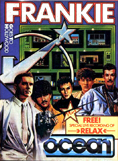 Frankie Goes to Hollywood: The Video Game