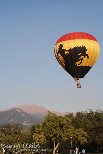 cowboy balloon 2