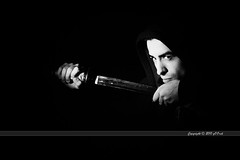 The Way of a Samurai (yOOrek) Tags: face switzerland blackwhite hoodie hands nikon flash sword hood samurai fullframe katana nikkor fx strobe teenagemutantninjaturtles tmnt manfrotto cls lightroom winterthur lightstand nikkor50mmf14d 50mmf14d lightmodifier creativelightingsystem nikkoraf50mmf14d su800 speedgrid remotetrigger d700 sb900 nikond700 honlphoto zrichzh doneonimac lightroom26 manfrotto5001b photosyoorekcom