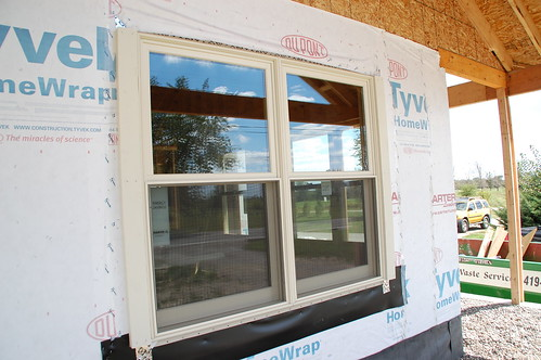 DIY House Addition: How To Properly Flash & Trim Windows