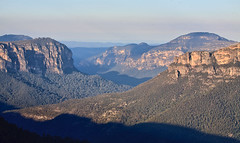 Grose Valley from Govett's Leap (dicktay2000) Tags: blackheath australia bluemountains nsw thechallengefactory nothread 20100830img2260