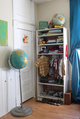 Sebastian's Wardrobe
