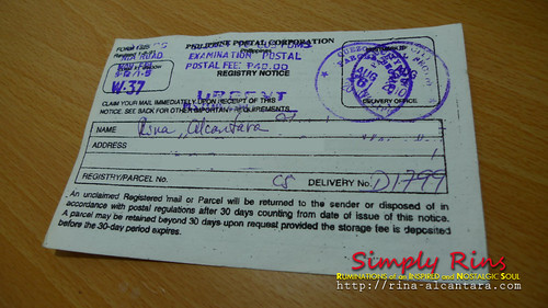 Philippine Postal 01