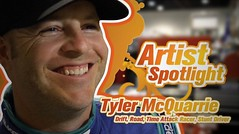 Tyler McQuarrie: ModNation Racers Artists Spotlight