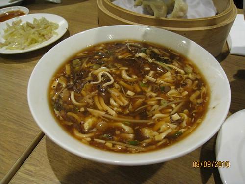 新竹鼎泰豐_酸辣湯