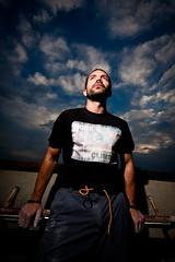 srdjan vasic (5 of 6) (Igor Motl) Tags: portrait jump climber portret freeclimbing alpinist prijedor cityportrait ofcameraflash srdjanvasic