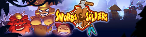 PlayStation Plus - Swords & Soldiers