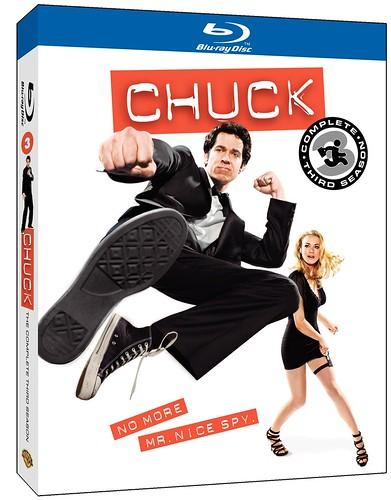 Chuck The Complete Third Season
