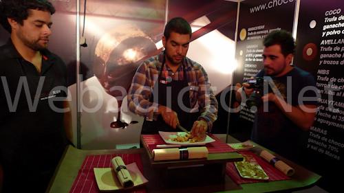 Chocolate Sushi - Mistura 2010