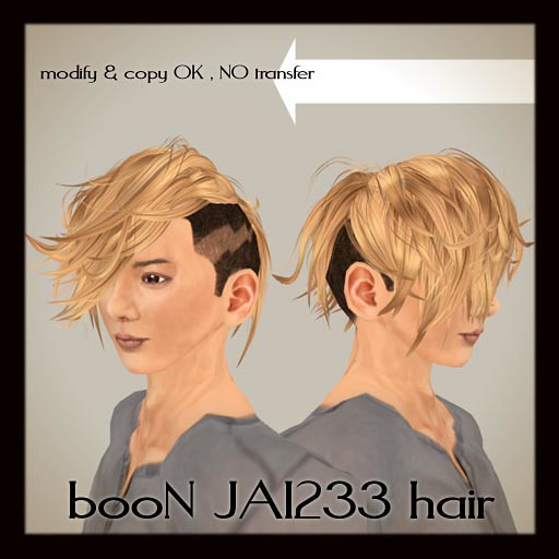 booN JAI233hair