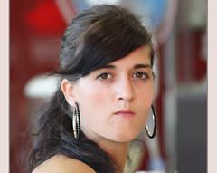 IMG_0754 Street Portrait 10 (jaro-es) Tags: portrait people españa girl face canon spain retrato portret spanien portrét spanelsko