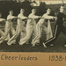 Duke Cheerleaders, 1938-1939