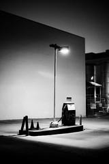 fuel (eb78) Tags: bw monochrome greyscale grayscale blackandwhite urbanexploration ue urbex sf sanfrancisco dogpatch dspw092010 industrial explore ca california nightphotography npy