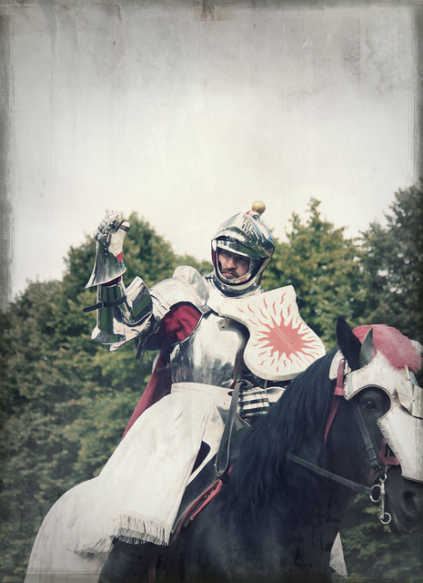 King Henry VIII at the Great Tournament