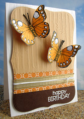 Happy Birthday Butterflies (heather maria) Tags: heroarts embossing cuttlebug birthdaymessages cl139 antiqueengravings labels8 cl383 september2010a owhbash