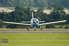 G-AXOT - 11433 - Private - Morane Saulnier MS.893A Rallye - Duxford - 100905 - Steven Gray - IMG_8964