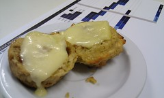 Cheesy Muffins and Gantt Charts