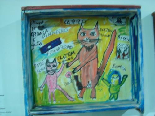 Exposição - Centro Cultural Mestre Assis / Embu das artes - SP