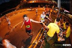 Army Half Marathon 2010 (cyberpioneer) Tags: saf marinabay safra singaporearmedforces deputyprimeminister ministerofdefence armyhalfmarathon armynews singaporebayrun safrasingaporebayrun cyberpioneer ahm2010 armyhalfmarathon2010 dpmteo