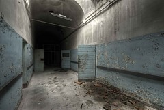 Psychiatric hospital - cells of patients infected (Mr.Baldo) Tags: contributions abandonedplaces industrialarchitecture baldo industrialarcheology issue0 labandon abandoneditaly backlightmagazine mrbaldo