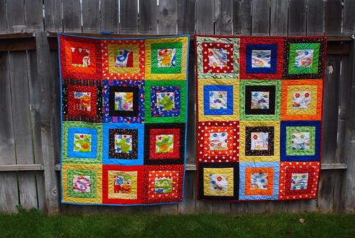 Optimistic Quilts