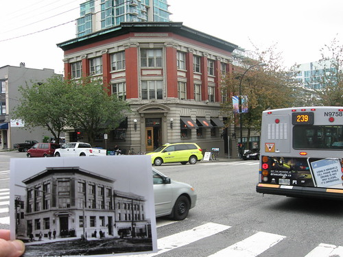 The Bank of Hamilton Then & Now