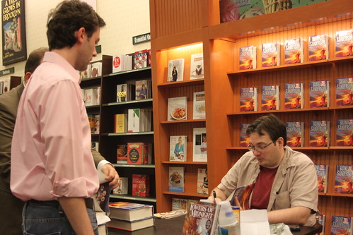 Brandon Sanderson and BKB