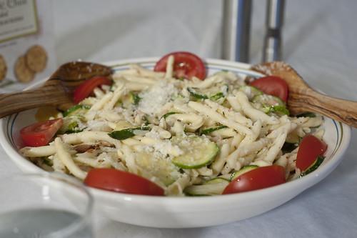 Zucchini Pasta Salad-Smitten Kitchen