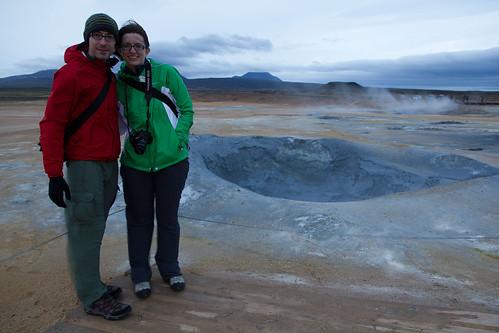 N√°mafjall geothermal field