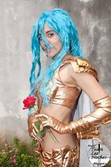 DSC_5087.jpg (SagaDeGeminis) Tags: cosplay picis goldenangel teamlasnoches otakumatsuri4 otakumatsuriiv afroditadepicis amazonadepicis