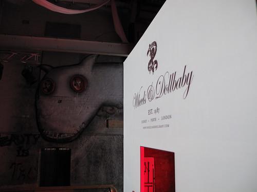 Wheels & Dollbaby - Perth Fashion Festival 2010