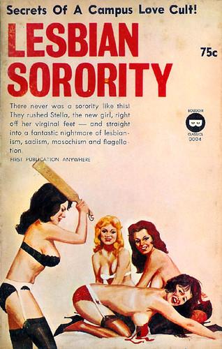 All not black sorority lesbians