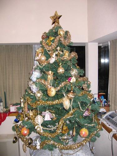 我が家のクリスマスツリー by Poran111