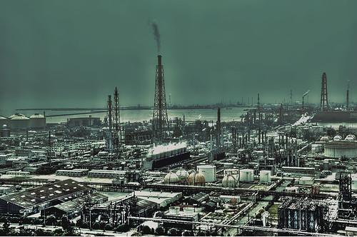 Yokkaichi city 01 /HDR