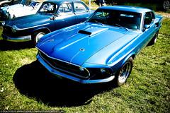 AUTO MOTO DORDIVES 09849 (Cortez77_fr same nickname on Ipernity) Tags: old blue sun ford car bike cobra shadows market chrome saturation mustang custom simca automoto dordives