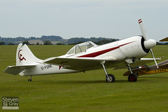 G-FUNK - 852908 - Aerostars Team - Yakovlev Yak-50 - Duxford - 100905 - Steven Gray - IMG_6097