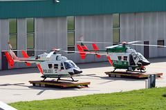 D-HNWQ_D-HNWK_11sep10EDDL1 (Heron81) Tags: helicopter dusseldorf dsseldorf polizei duesseldorf bk117 eddl dhnwq dhnwk