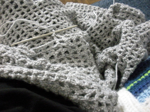 Square Net progress
