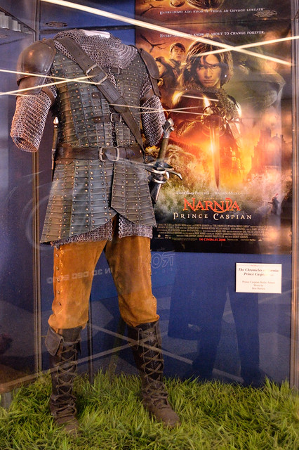 Prince Caspian's (Ben Barnes) Costume from Chronicles of Narnia: Prince Caspian by Barry Wallis