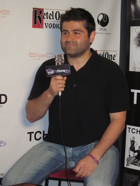 Slava Rubin, Co-Founder IndieGOGO, RealTVfilms Social Media and Gifting Lounge, The Cutting Room