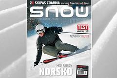 SNOW 40 + 2X SKIPAS ZDARMA + DVD KNOCKING ON HEAVEN'S DOOR
