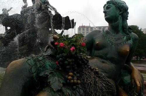 Statue, Berlin
