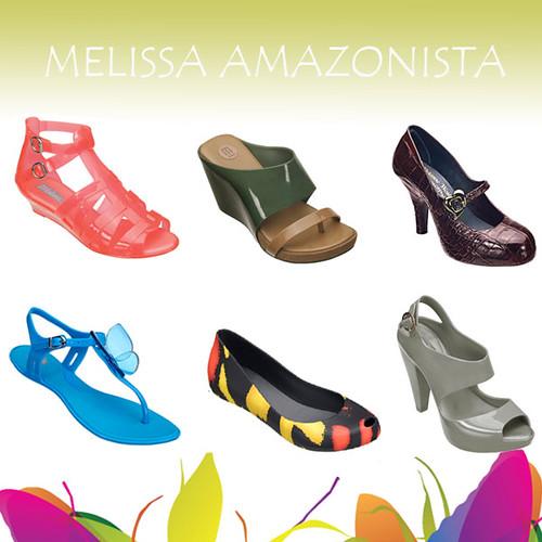 coleção melissa 2011