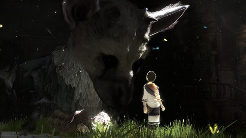 The Last Guardian Coming To PS3 Holiday 2011