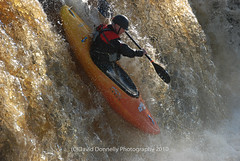 Bunduff Falls (David Donnelly Photography) Tags: waterfall kayak canoe canoeing portfolio crux necky 1xcom portfolioaction bundufffalls philcookestag