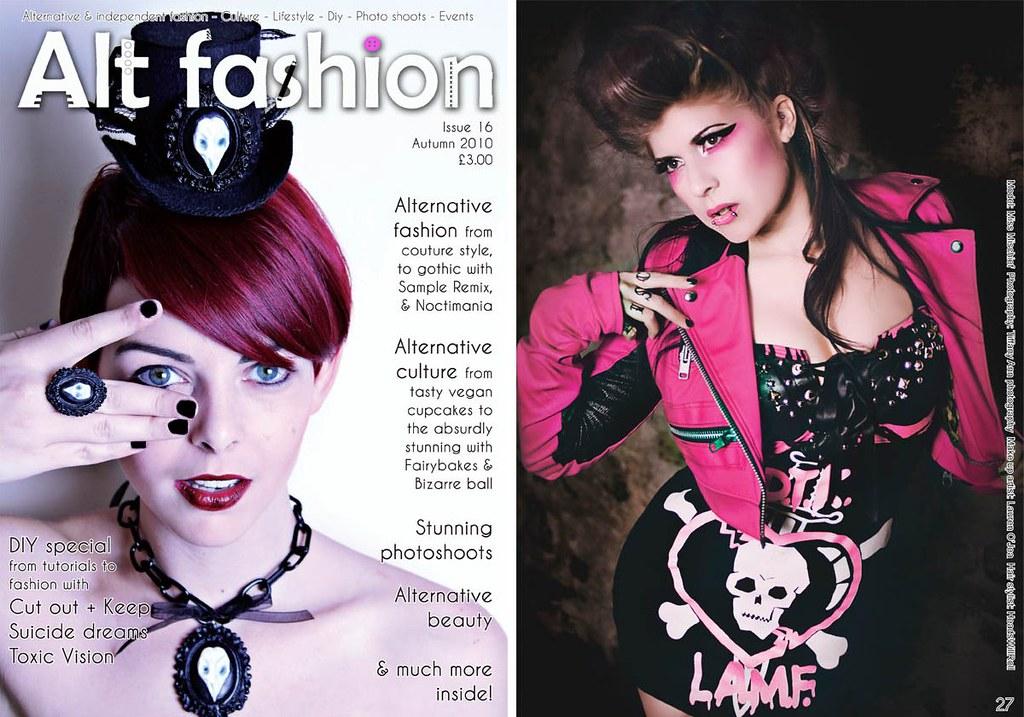 Alt Fashion Magazine