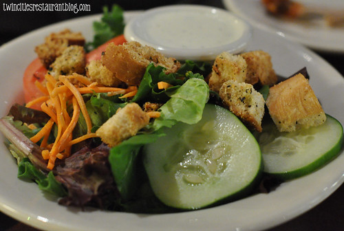 Side Salad at Tavern Grill ~ Blaine, MN
