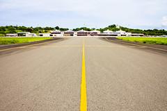 The Road Home (Khanon) Tags: travel tourism tarmac canon island airport grenada caribbean arrival runway immigration 550d t2i mbia mauricebishopinternationalairport kissx4