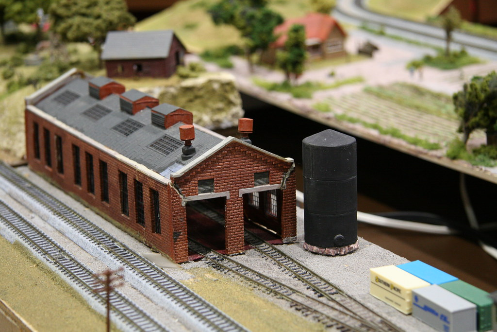 The World's most recently posted photos of layout and tinplate